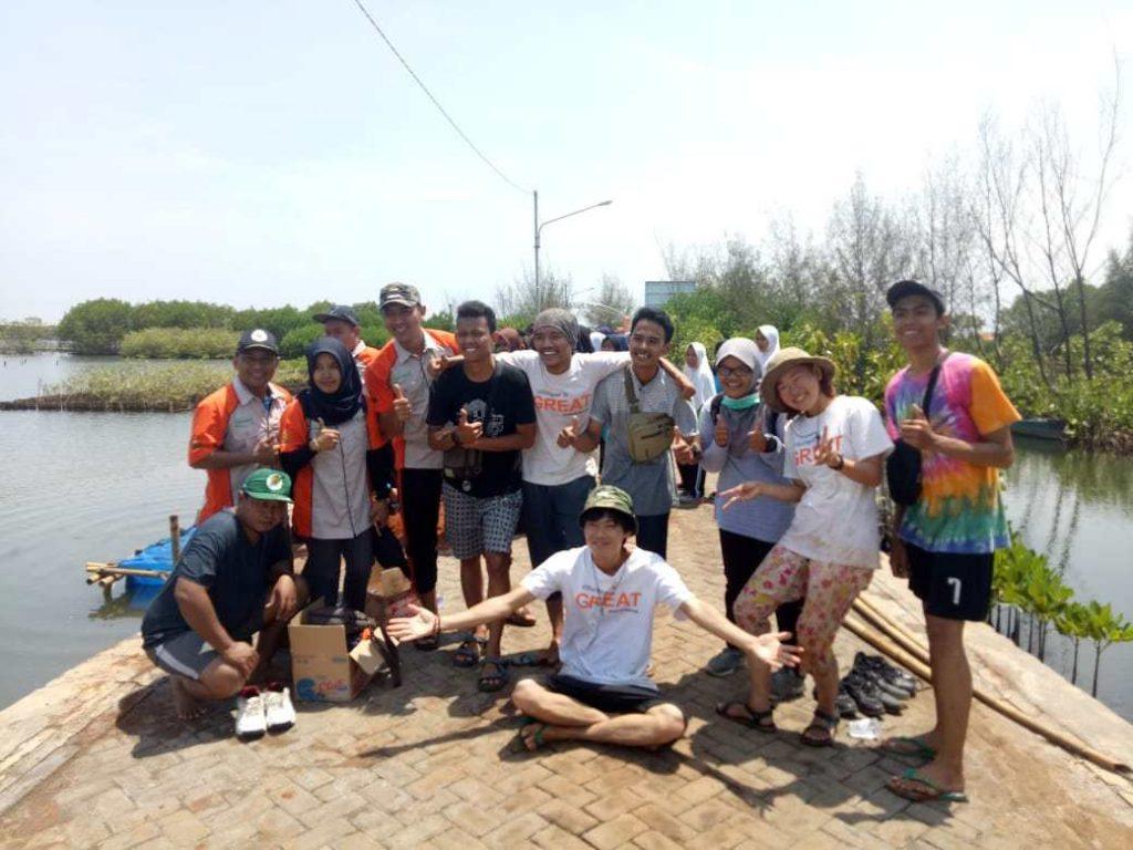 Selamatkan Pantai Pekalongan, Aksi Penanaman Mangrove Digalakkan