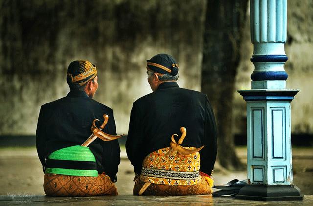 Karakter Khas Orang Jawa Tengah - Narimo Ing Pandum