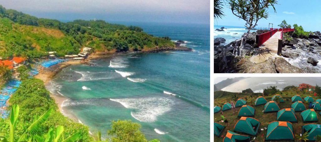 Menyusur Pantai New Zealand-Nya Indonesia, Pantai Menganti