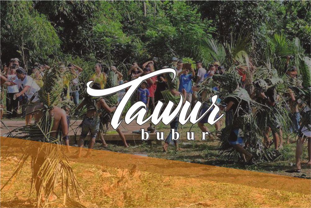 Tawur Bubur, Ritual Unik Dari Jepara