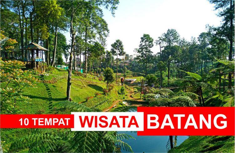 Tempat Wisata Di Batang Jawa Tengah #11 Terbaik Update 2019