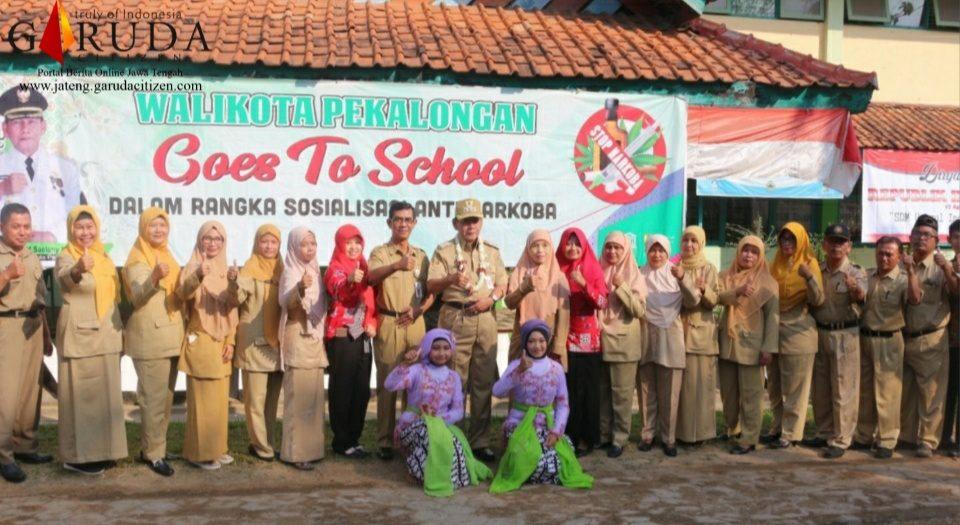 Wali Kota Goes to School, Tanamkan Kesadaran Bahaya Narkoba