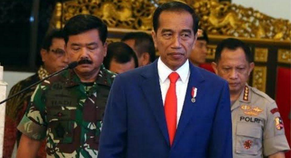 Pemilu Sukses, Presiden Jokowi Beri Apresiasi TNI-Polri