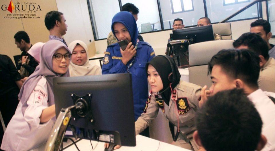 Siap 80%, Calon Petugas Call Center 112 Mulai Dilatih