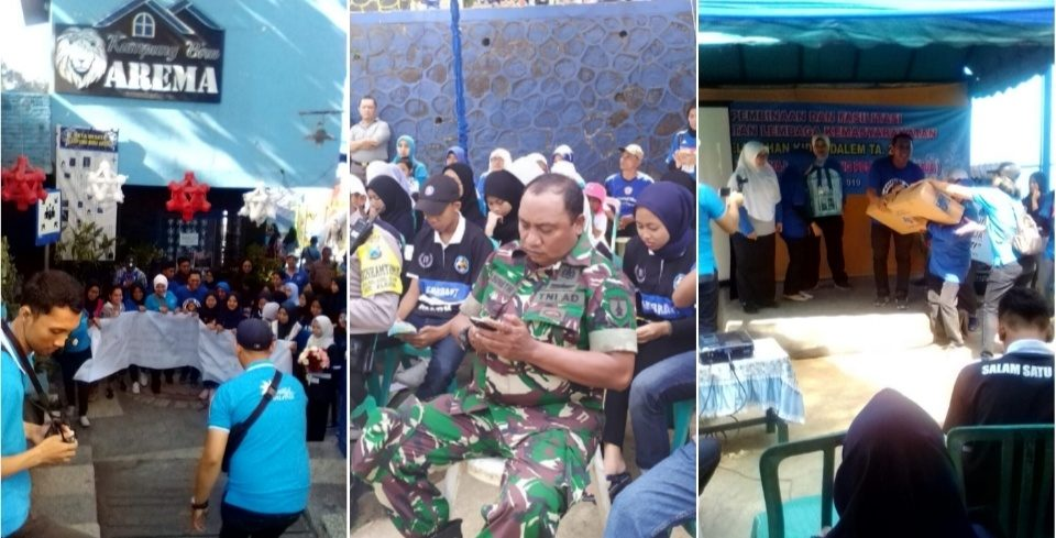 Posyandu Remaja Kampung Biru Arema, Wadah Edukasi Remaja