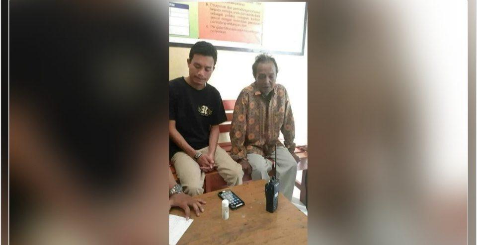 Viral di Media! Pelaku Penganiaya Kakek Berhasil Dibekuk Polisi