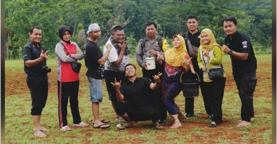 Bikin Film Pendek, Polres Pekalongan Sampaikan Pesan Kamtibmas