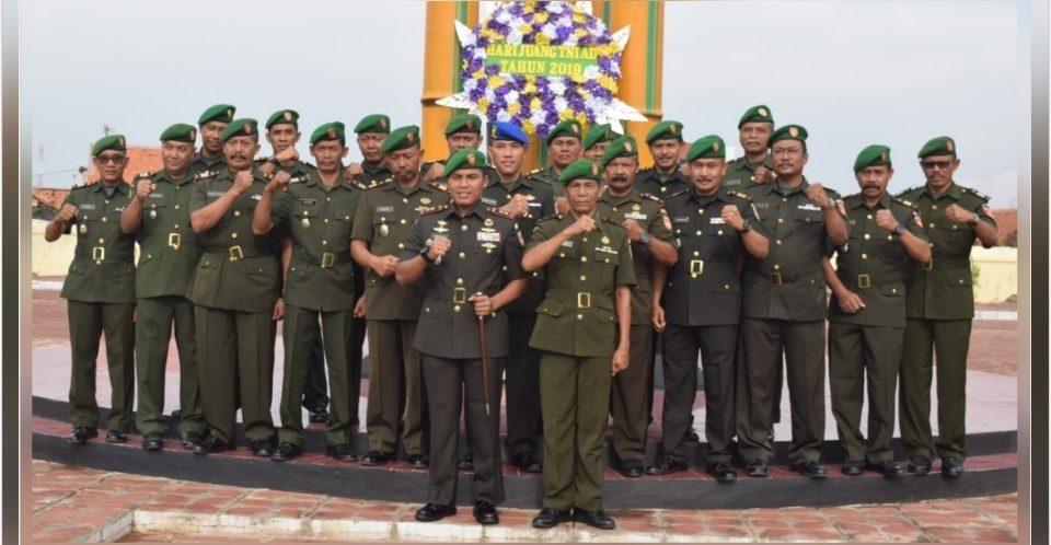 Hari Juang TNI AD, Kenang dan Teladani Jasa Pahlawan