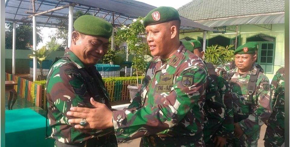 Satu Prajurit Kodim Pekalongan Berangkat Tugas Ke Papua