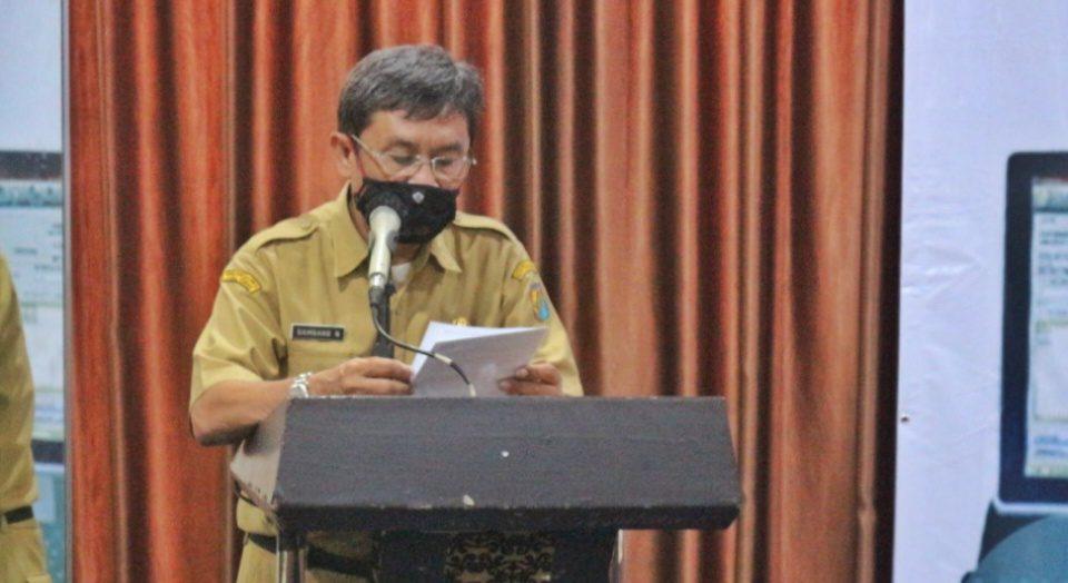 Kepala Dindakop Kota Pekalongan, Bambang Nurdyatman.SH